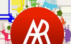 Logo animaux en resine